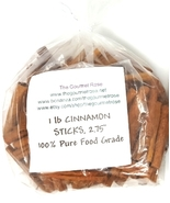 """2.75"""" 1 lb CINNAMON STICKS Culinary Spice Potpourri Cassia Natural Pure ... - $12.00"""