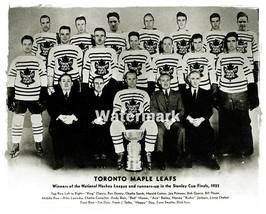1933 NHL Toronto Maple Leafs team Photo Black & White 8 X 10 Photo  Picture - $6.99