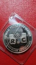 1 oz Silver Republic Metals Round  - $36.00