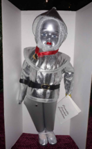 Camille Limited Edition Wizard of Oz Tin Man Doll w/ hang tag & Original... - $12.86
