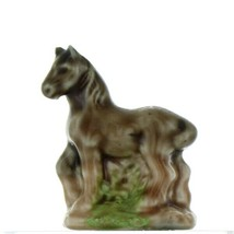 Wade Whimsies Red Rose Tea Canadian Series 4 Miniature Porcelain Horse