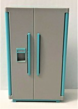 Toys R Us Happy Together Dollhouse Double Door Refrigerator for Doll House - $9.80