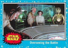 2017 Star Wars Journey To The Last Jedi #28 Overseeing The Battle - €0,86 EUR
