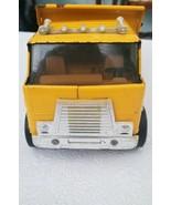 "Vintage Toy Erlt International Dump Master Yellow Truck ""For the Big Haul"" - $32.66"