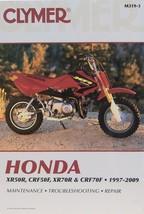 2000-2003 Honda XR50R Clymer Service Repair Shop Manual XR50 XR 50 M319 - $29.59