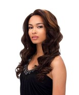 Sensationnel Empress Natural Lace Front Wigs Wavy Long Hair Baby Hair - ... - $42.95