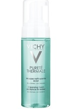 Vichy Pureté Thermal Cleansing Foam 150 ml / 5.07oz Make-up Remover - $21.39