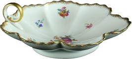 Dish Porcelain Cerabel Vintage 1950 Decorative Flowers - $49.00