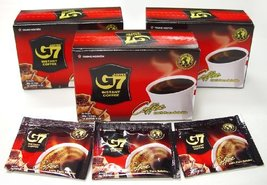 G7 pure black coffee, 3-pack, 45 Servings - $12.86