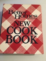 1968 Better Homes & Gardens Cookbook / Hardcover 5 Rings / PRICED TO SELL - $18.62