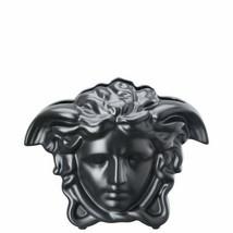Versace by Rosenthal Medusa Grande Black Vase 21 cm - $513.25