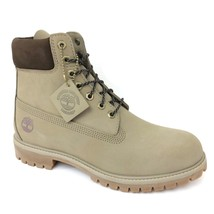 "Timberland Men's Premium 6"" Inch Waterproof Leather Tan Boots A1P5P - $129.99"