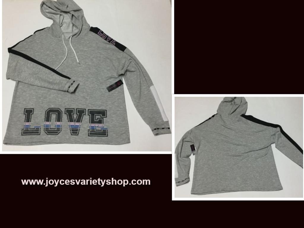 Love hoodie web collage