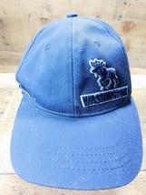 WASHINGTON Moose Strapback Adjustable Adult Hat Cap - $6.92