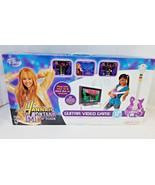 Disney Hannah Montana Pop Tour Guitar Kids All in 1 Video Game Songs Mul... - $69.29