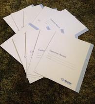 Allstate Insurance Customer Record Folders 10 Pack - $5.93