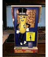 Mr Peanut Vending Machine - $197.59