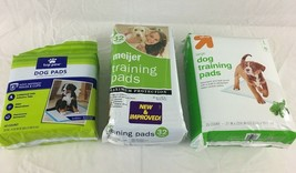 Lot of 67 Large Dog Training Pads (One is Opened) - $19.99