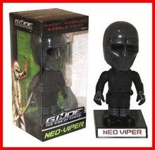 GI Joe The Rise of Cobra Neo-Viper Wacky Wobbler Bobblehead by FUNKO NIB - $22.27