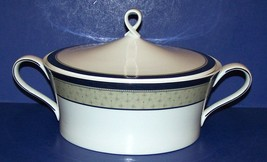 WONDERFUL MIKASA FINE CHINA DELACOURT Y0402 2QT ROUND COVERED CASSEROLE ... - $89.09