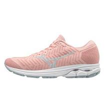 Mizuno WAVEKNIT R2 Women's Running Shoes Pink Walking Gym Outdoor J1GD18... - $116.76