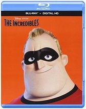 Disney/Pixar The Incredibles [Blu-ray + Digital]