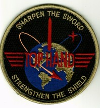 Usaf Patch - 595th Space Group Full Color Nos - $3.85