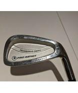 Spalding 6 iron Pro-Impact Oversize Progressive Cavity Steel Graphite A... - $9.79
