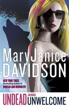 Undead And Unwelcome~MaryJanice Davidson~Book  # 8 Betsy Undead Series~H... - $14.99