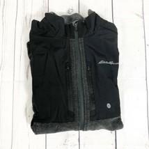 NWT! Eddie Bauer MEN'S Forest Ridge Fleece Full-Zip Jacket - Size L - $67.89