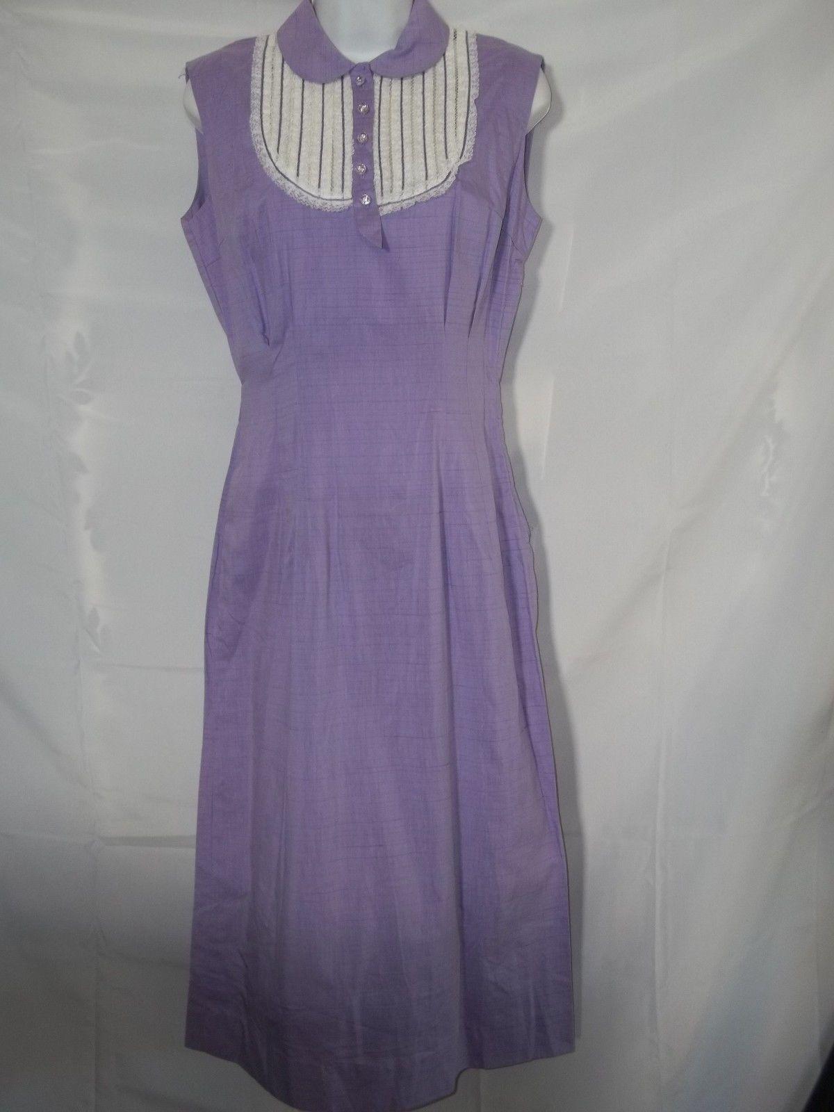 7e0995b2c92b S l1600. S l1600. Previous. Ladies Junior 13 Vicky Vaughn Lilac Summer  Vintage Cotton 50 s Style Dress. Ladies Junior 13 Vicky ...
