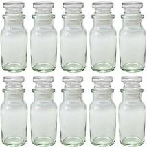 *Wagner bottle glass lid spice bottle -10 Set - - £26.91 GBP