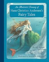 An Illustrated Treasury of Hans Christian Andersen's Fairy Tales: The Li... - $11.97