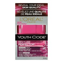L'Oreal Paris Youth Code Texture Perfector Day/Night Cream, 1.7 Fluid Ounce - $40.75