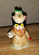 Wade Mrs.Fluffy Cat from Noddy by Enid Blyton Vintage 1950's Porcelain F... - $49.49