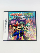 Mario & Luigi: Partners In Time (Nintendo DS, 2005) Complete Authentic T... - $59.99