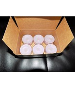 PartyLite NATURE'S GARDEN Tealight Candles New LOT 6 NIB Retired - $16.72