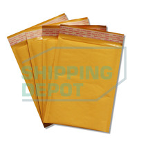 "125 #0 6x10 Kraft Bubble Mailers Self Seal Padded Envelopes 6""x10"" Secur... - $20.99"