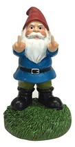 """Gnometastic The Original Double Bird Garden Gnome Statue, 8.45"""" Tall - $31.64"""