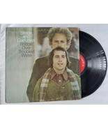 Simon et Garfunkel Pont Over Troubled Eau Disque Vinyle Vintage 1970 Col... - $58.56