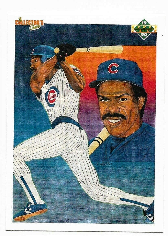 1990 Upper Deck Chicago Cubs Team Set with Ryne Sandberg - $1.70