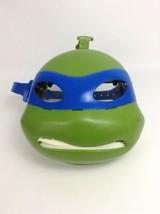 Teenage Mutant Ninja Turtles Talking Light-up Mask Leo Leonardo TMNT Pla... - $24.90