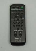 Sony RM AMU009 Remote Control - CMT BX20i CX4iP B FX300i MHC EC909iP EC9... - $39.55