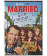 MARRIED season 6 seventh 9hrs DVD Traci LORDS ANTHRAX Denise RICHARDS Leah AYRES - $14.33
