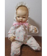 """Vintage  hard plastic Doll HORSMAN - 12"""" Tall drink and wet molded hair - $26.73"""