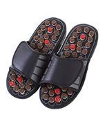 Massage Slippers, Women Men Massage Sandals Tai Chi Massage Shoes Foot M... - $32.66