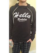 "HELLA BERKELEY HEROES OF THE 510 HEROIC ""FARM LOGO"" HOODIE - $29.99 - $34.00"