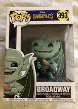 Funko Pop! Disney: Gargoyles - Broadway Action Figure 393 - $9.95