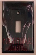 Jason vs Freddy Nightmare ELM Light Switch Outlet wall Cover Plate Home Decor image 1