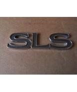 """1994-97 CADILLAC SEVILLE """"SLS"""" TRUNK LID EMBLEM - $10.00"""